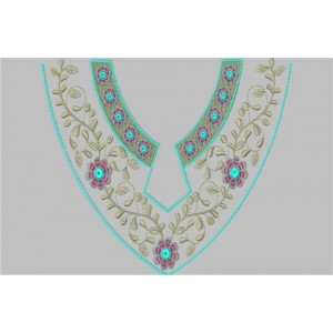 Indian Embroidery Designs 29