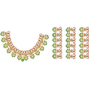 Indian Embroidery Designs 80