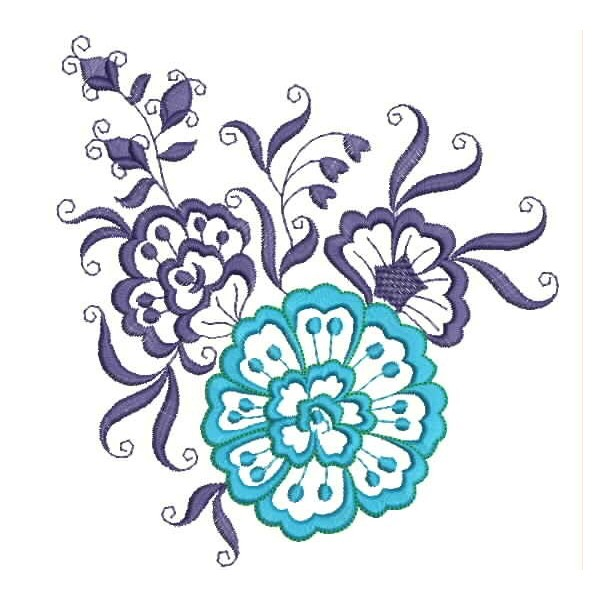 Https Www Embroideryshristi Com En Home 2399 Blue Flower Embroidery Designs Html
