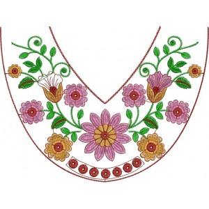 Indian Embroidery Designs 308