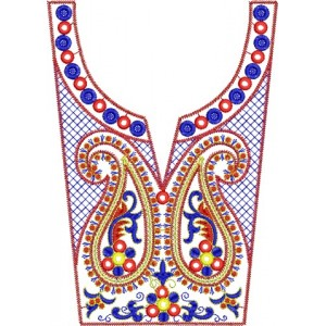 Indian Embroidery Designs 335