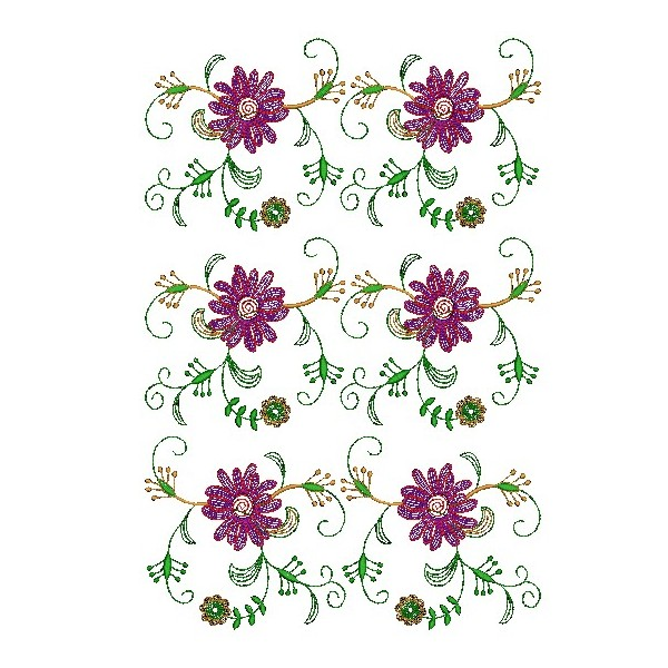 Interior Nice Designs nice flower embroidery designs embroideryshristi designs