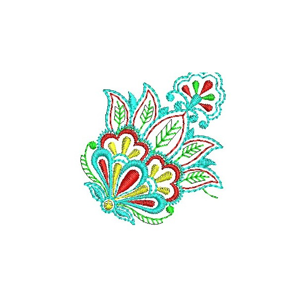 Butta embroidery designs