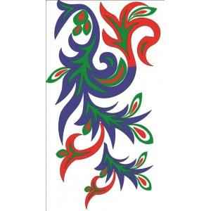 Abstract Shape Indian Clipart 38