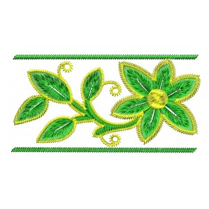 Endless Border Embroidery Designs