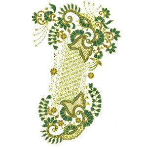 Patch Embroidery Design27