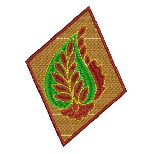 5x7 Patch Embroidery Design15