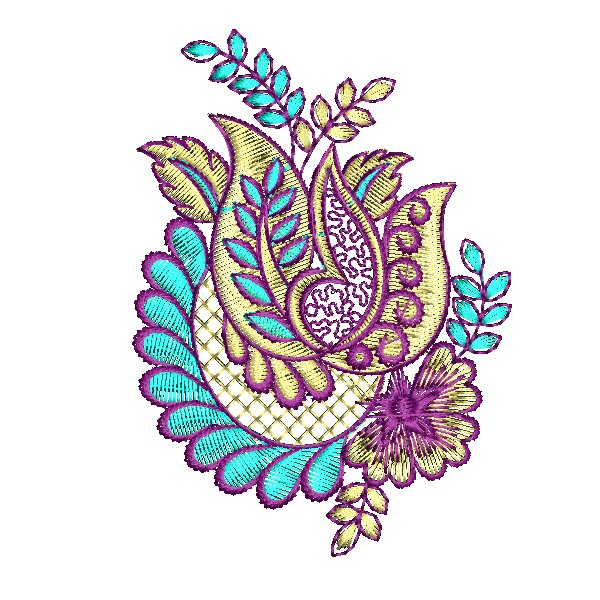 Decor embroidery design embroideryshristi