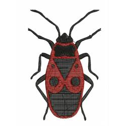 Cockroach Insect bug Embroidery Design