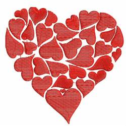 Valentine Special Embroidery Designs 2016