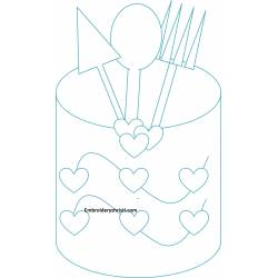 Kitchen Set Clipart 62