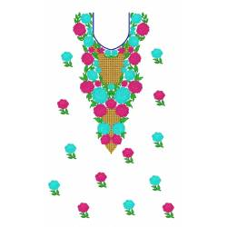 Embroidery Dress Designs