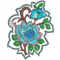 NEW FLOWER EMBROIDERY DESIGNS